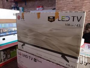 New LG 43 Inches LED Digital/Satellite Flat Screen Tv. | TV & DVD Equipment for sale in Kampala