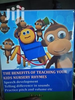 Baby Rhymes/Nursery Rhymes   CDs & DVDs for sale in Kampala