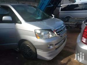 New Toyota Noah 2006 Silver   Cars for sale in Kampala