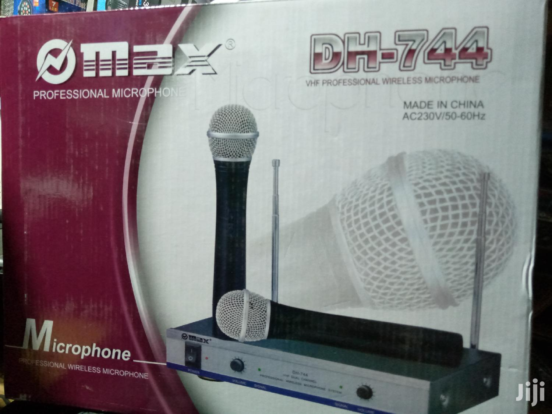 Max Wireless Microphone