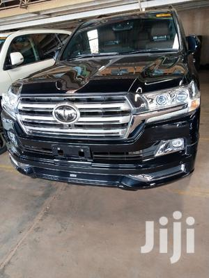 New Toyota Land Cruiser 2019 4.6 V8 ZX Black | Cars for sale in Kampala