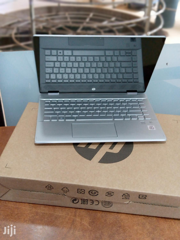 New Laptop HP Pavilion x360 14 8GB Intel Core i5 SSHD (Hybrid) 1T | Laptops & Computers for sale in Kampala, Uganda