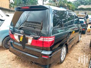 Toyota Alphard 2004 Black | Cars for sale in Kampala