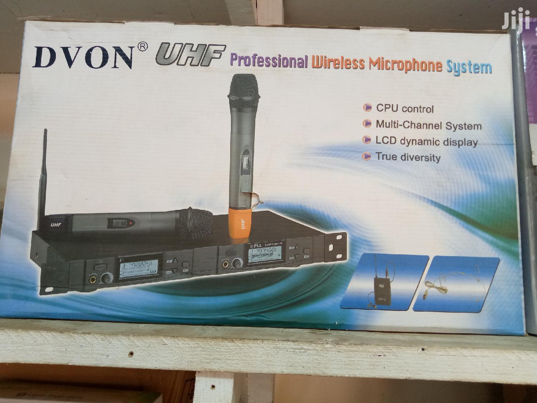 DVON Wireless Microphone 9090   Audio & Music Equipment for sale in Kampala, Uganda