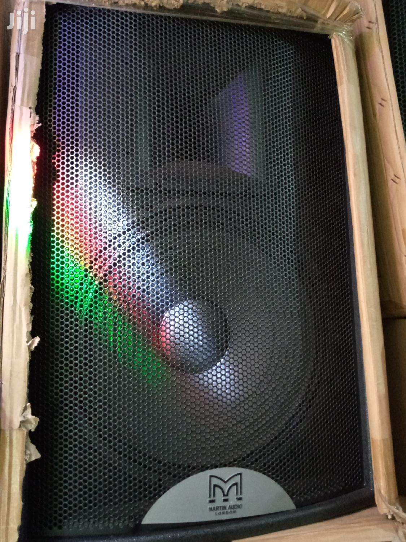 Martin Audio Top Speaker Size 15   Audio & Music Equipment for sale in Kampala, Uganda