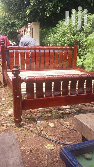 A Nice Polland Bed in 5×6 | Furniture for sale in Kampala