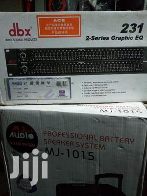 Dbx Equalizers | Audio & Music Equipment for sale in Kampala
