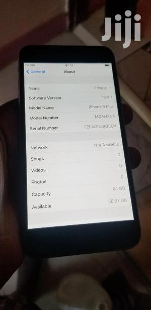 Apple iPhone 6 Plus 64 GB Gray | Mobile Phones for sale in Kampala