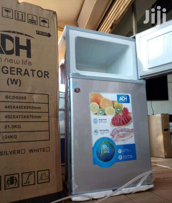 ADH Double Door Refrigerator 120L
