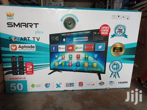 Smart+ 50inch Smart TV   TV & DVD Equipment for sale in Kampala