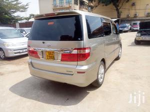Toyota Alphard 2004 Gold | Cars for sale in Kampala
