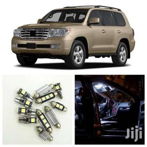 White Car Led Interior Light Bulbs Package Kit For Landcruiser | Vehicle Parts & Accessories for sale in Kampala