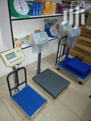 Platform Weighing Scales   Store Equipment for sale in Kampala