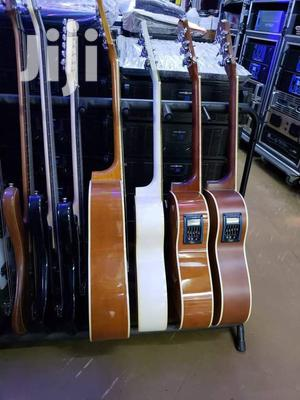 Powered Acoustic Guitar Large | Musical Instruments & Gear for sale in Kampala