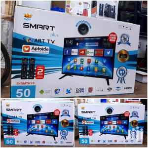 50inches Smart Plus Smart Tv   TV & DVD Equipment for sale in Kampala