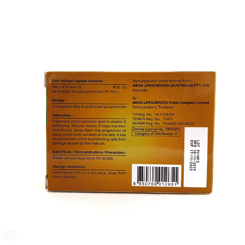 Archive: Mega Wecare Enat400 Natural Vitamin E