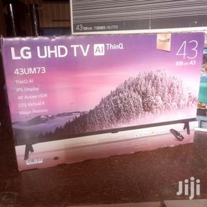 LG LED Smart Uhd 4K Digital TV 43 Inches   TV & DVD Equipment for sale in Kampala