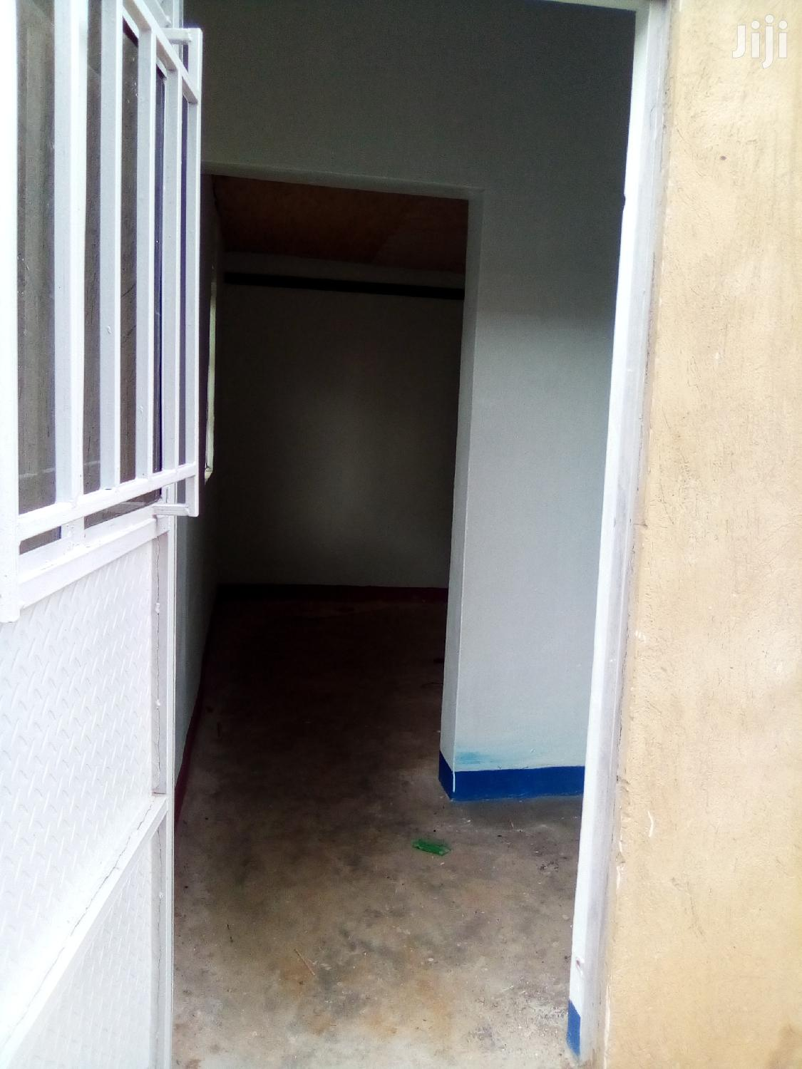 Single Room House For Rent In Mutungo