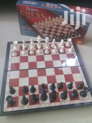 Brains Chess Educational Board Game   Books & Games for sale in Kampala