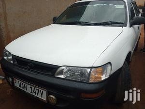 Toyota Corolla 1998 White   Cars for sale in Kampala