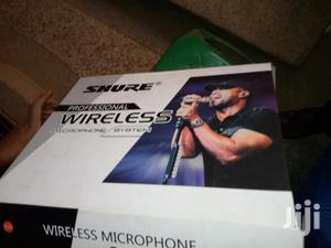 Shure Profesional Wireless Microphone | Audio & Music Equipment for sale in Kampala