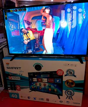 Smart Plus 4k 4K UHD TV 40 Inches | TV & DVD Equipment for sale in Kampala