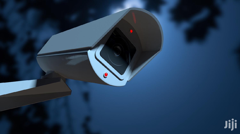 CCTV Intrusion Detection System Installation In Kampala