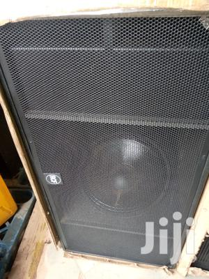 Rcf Double Bass Black Speakers | Audio & Music Equipment for sale in Kampala