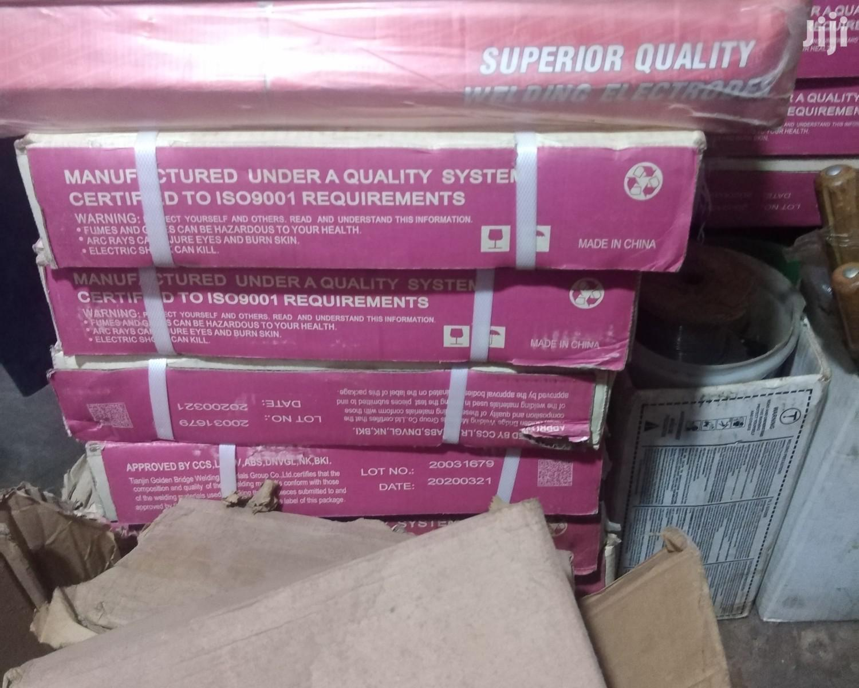 Welding Rods Golden Bridge 3.2mm | Building Materials for sale in Kampala, Uganda