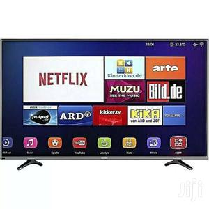 Hisense 50' 4k Ultra HD Smart LED TV - Black | TV & DVD Equipment for sale in Kampala
