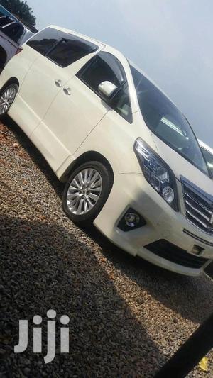 Toyota Alphard 2013 White | Cars for sale in Kampala