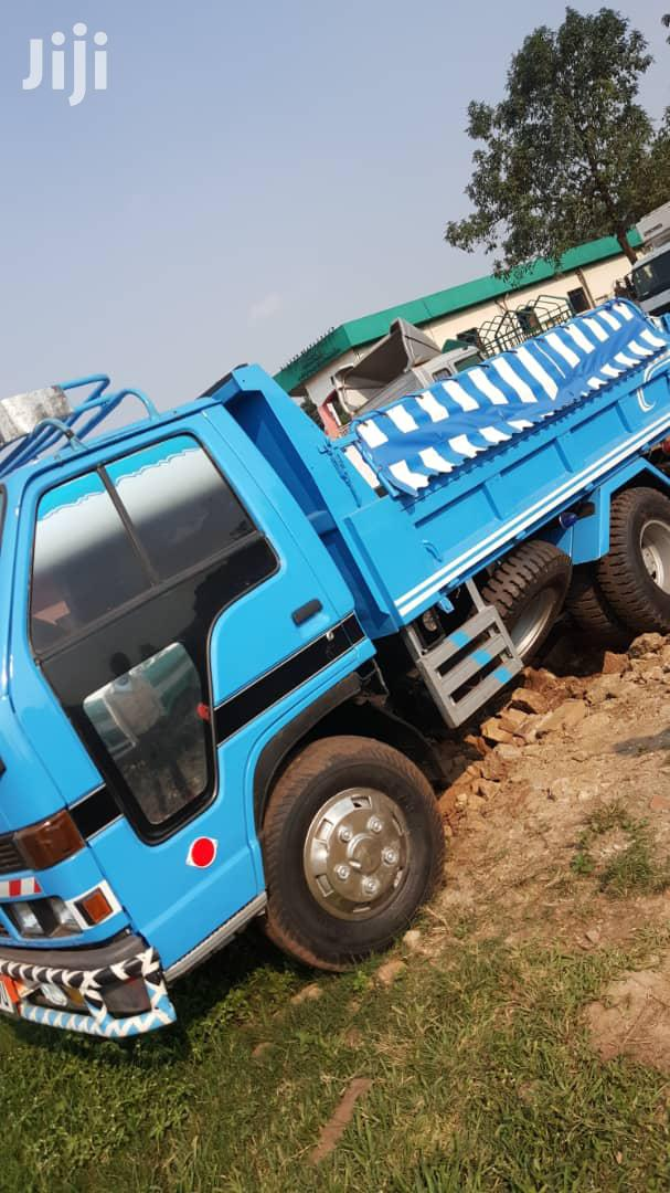 Isuzu Elf Tipper | Trucks & Trailers for sale in Kampala, Uganda