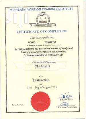 Engineering CV   Engineering & Architecture CVs for sale in Kampala