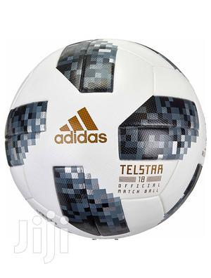 Original Telstar FIFA Official Size 5 Soccerball / Football | Sports Equipment for sale in Kampala