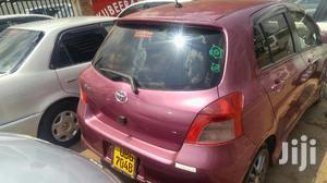 Toyota Vitz 2007 Pink   Cars for sale in Kampala