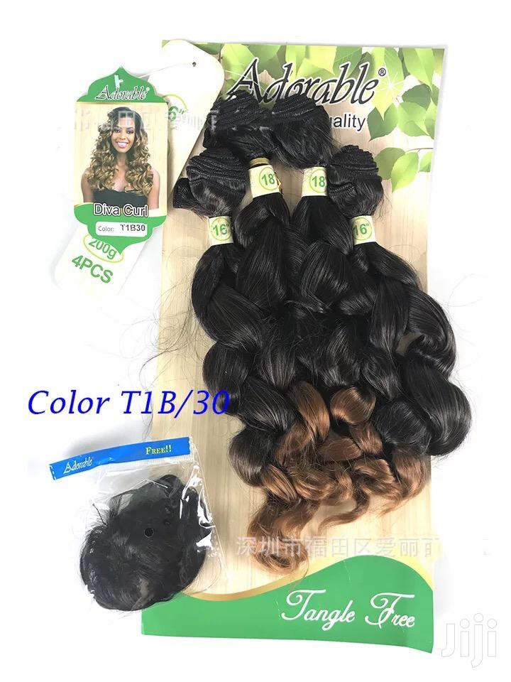 Adorable Diva Curly | Hair Beauty for sale in Kampala, Uganda