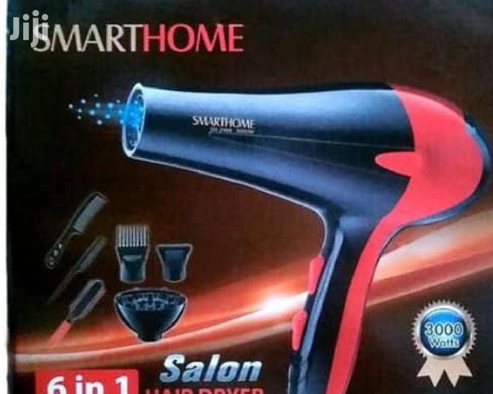 6 In 1 Hair Dryer (New)