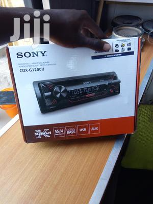 Sony Car Radio   Vehicle Parts & Accessories for sale in Kampala
