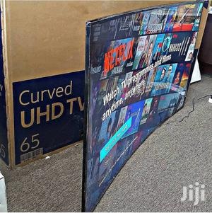 Samsung 65 Inch Curved UHD 4K Smart TV | TV & DVD Equipment for sale in Kampala