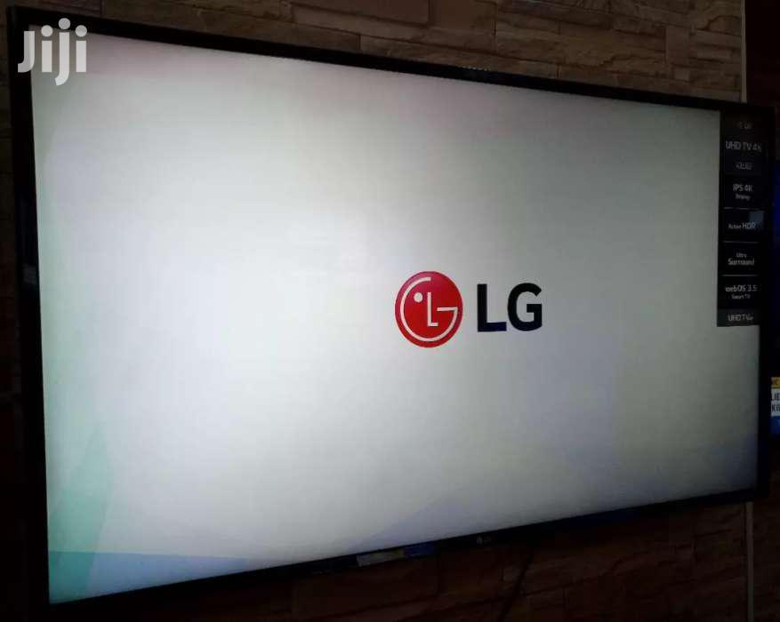 LG Led Smart UHD 4k Digital Satellite TV 43 Inches