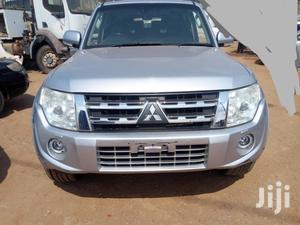 Mitsubishi Pajero 2013 Silver   Cars for sale in Kampala