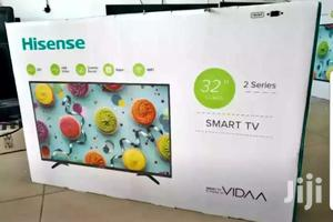 32inches Hisense Smart Brand New | TV & DVD Equipment for sale in Kampala