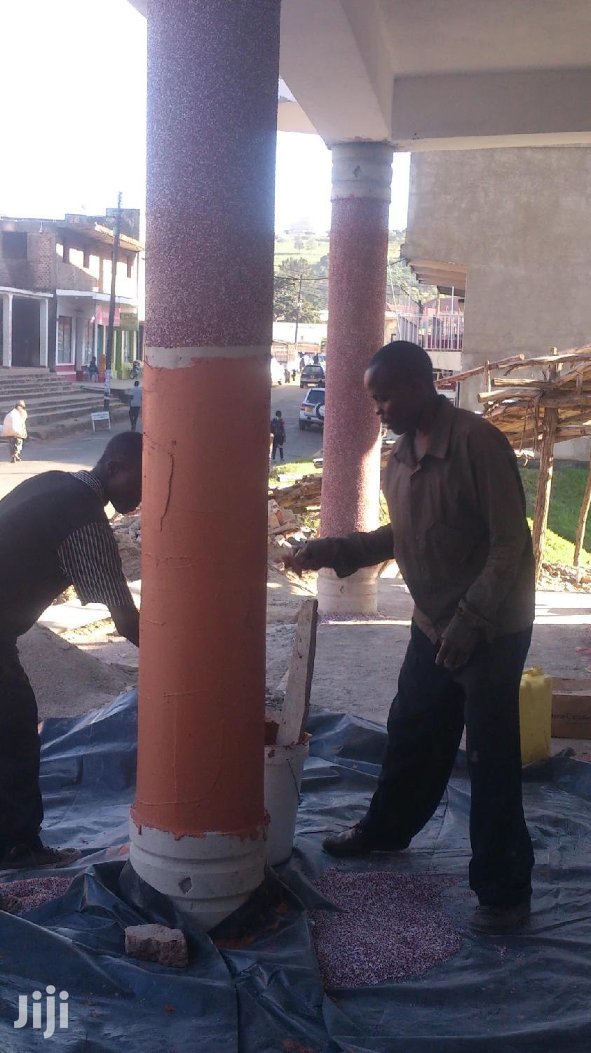 CHRISTMASS OFFER!!Freelabor on Ugs No1 Lepton Textured Paint | Building & Trades Services for sale in Central Division, Kampala, Uganda