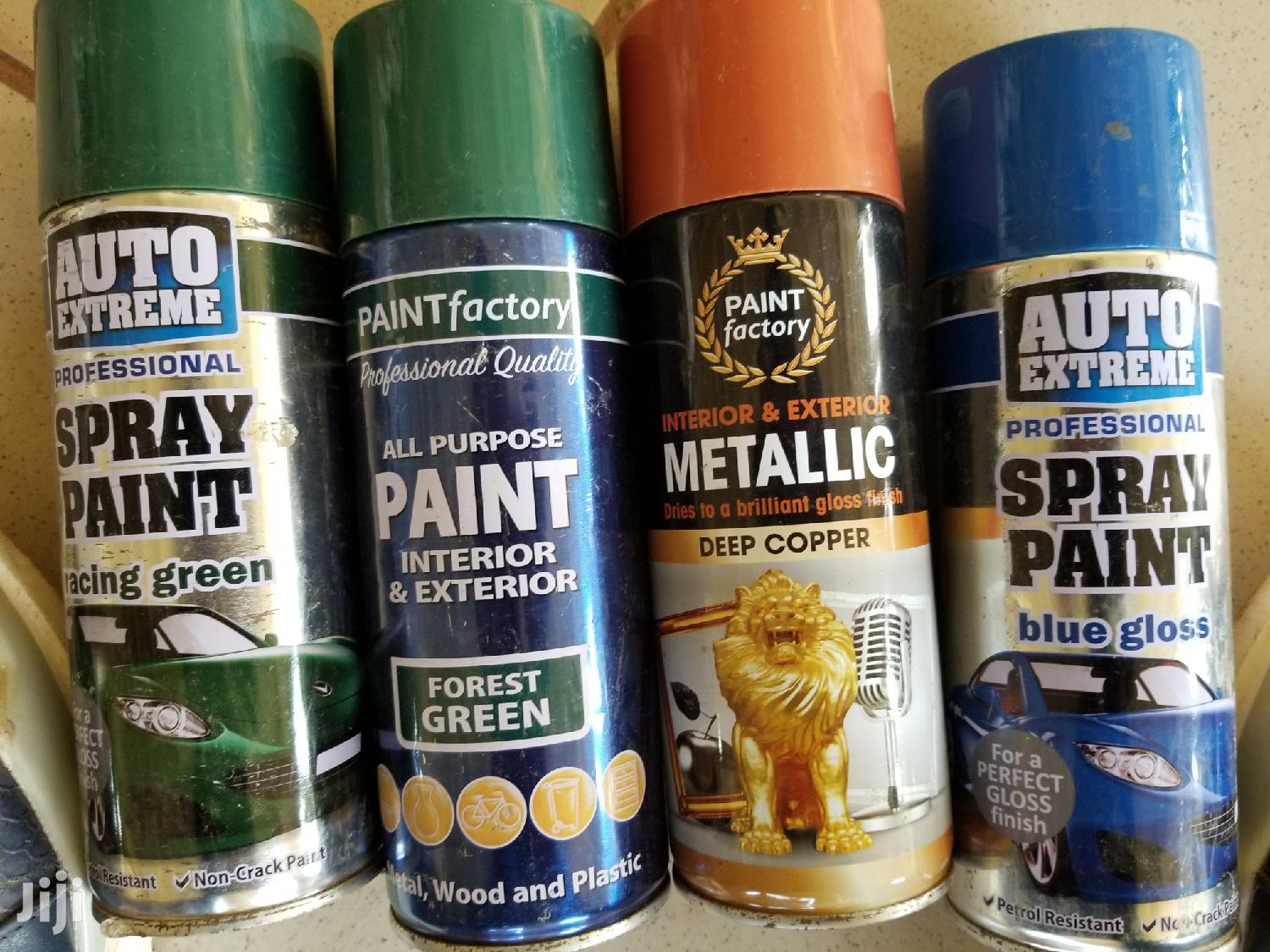 Car Spray Used On Cars | Home Accessories for sale in Kampala, Uganda