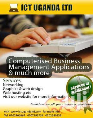 Website Developer And Graphics Designer | Accounting & Finance CVs for sale in Kampala