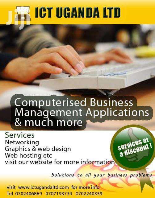 Website Developer And Graphics Designer