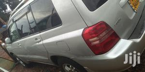 Toyota Kluger 2004 Silver | Cars for sale in Kampala