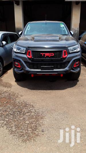 Toyota Hilux 2019 Gray | Cars for sale in Kampala