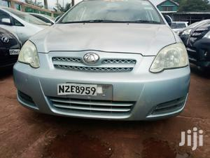 Toyota Allex 2006 Blue   Cars for sale in Kampala