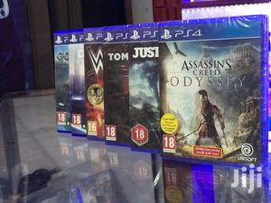 Hi Latest Playstation 4 Games   Video Games for sale in Kampala